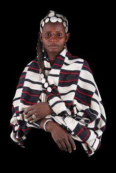 Burkinabe woman
