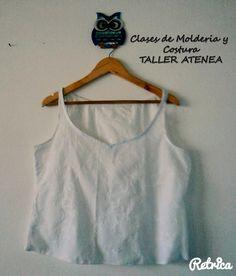 Musculosa de broderi Clases de Molderia https://www.facebook.com/clasesdemolderiaycosturarosario/?ref=hl