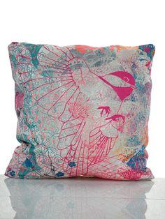 Supermaggie Happy Chickadee Pillow