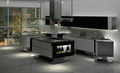 Liu Kitchen by Flavio Scalzo for Hode