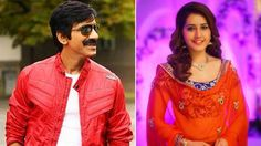 "Mass Maharaja Ravi Teja's new movie titled ""Robin Hood"" is all set to hit the floors soon. Earlier there was news that Amy Jackson will play the female lead role opposite Raviteja in this flick, but now Rashi Khanna got the chance to romance with Massraja."