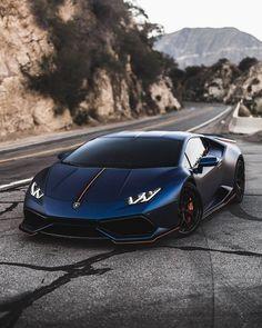 Lamborghini Hiracan Performance - Cars and Bikes - Autos Luxury Sports Cars, Top Luxury Cars, Exotic Sports Cars, Cool Sports Cars, Sport Cars, Cool Cars, Luxury Suv, Lamborghini Veneno Horsepower, Lamborghini Gallardo