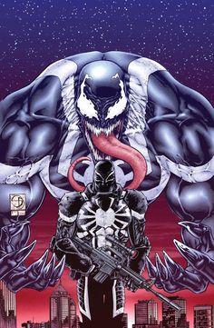 Venom #32 - Shane Davis
