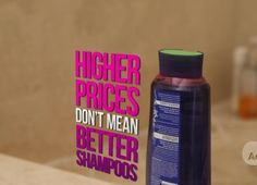 Stop Overpaying for Shampoo - DailyFinance Savings Experiment