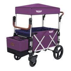 Keenz 7S Stroller Wagon - Purple