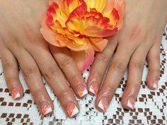 pink/orange...nice