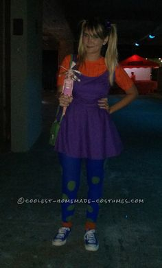 Cool Homemade Rugrats Costume... 2014 Halloween Costume Contest