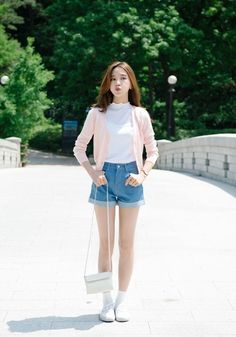 nice Korean Daily Fashion by http://www.globalfashionista.xyz/korean-fashion-styles/korean-daily-fashion-8/