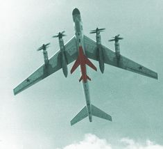 with missile (The cruise missile was equipped with a nuclear warhead) Chrysler Building, Human Rights Watch, Southampton, Airplane History, Russian Bombers, Russian Military Aircraft, Mustang, Cruise Missile, Russian Air Force