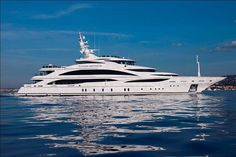 """DIAMONDS ARE FOR EVER""  By Benetti Yachts  @thedwellings"