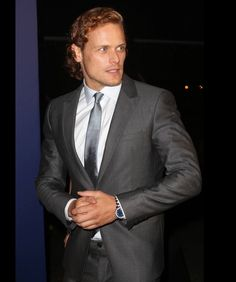 Sam Heughan is playing The Spy Who Dumped Me, and we are here for it.