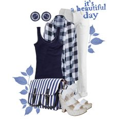 beautiful day by sagramora on Polyvore
