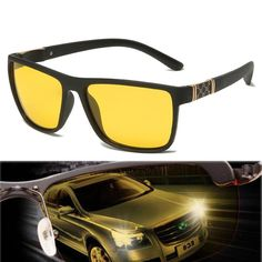 rabbagash.com Night-Vision Polarized Sunglasses Classy Sunglasses that protect your eyes and comfort your vision. Perfect finish and amazing look. For both Day and Night Riding. Anti-Glare protection when riding your motorcycle. UV protection from the Sun. Various range of colors for you to suit your every occasion. Wear your style and feel the comfort!