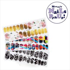Monthly NaiLs Pick Up!│Vol.10 秋のニットに似合う指先は?│SPUR.JP