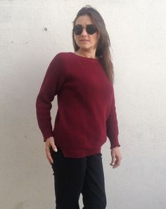 Beautiful handmade knit womens sweaters
