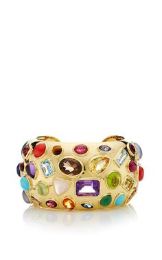 50 S Cuff In Multi Color by Seaman Schepps for Preorder on Moda Operandi  Bijouterier a72c01e253842