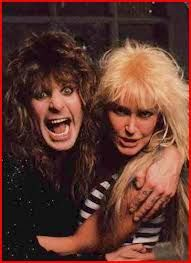Lita Ford & Ozzy Osborne - Close My Eyes Forever