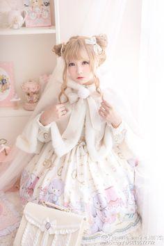 LittleFairyTale原创洋装的微博_微博