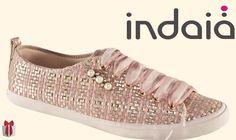 Indaiá é na Adoro Presentes! Além de lindos tênis, você também encontra bolsas e sandálias, confira! #indaia #tenis