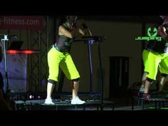 BIG JUMPING PARTY - MORE THAN 300 JUMPING TRAMPOLINES
