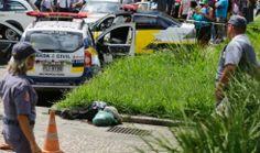 Galdino Saquarema Noticia: Cabeça humana é encontrada no centro de São Paulo