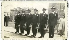 Nu Psi Chapter 1946 (Virginia State University) Awesome historical picture!