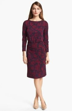 Tory Burch Print Dress @Commandress