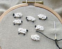 This page gives an introduction to the craft of embroidery, with links to beginners tutorials as well as a large number of beautiful projects and free patterns.