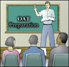 OAT Test : THE Optometry Admission Test
