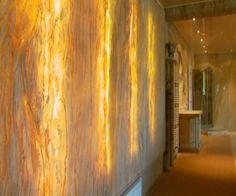 Piedra natural flexible ideal para paredes interiores y fachadas. Fácil instalación, peso ligero, repele el agua y resistente a altas temperaturas