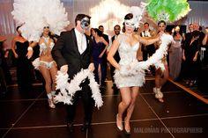 Baile de máscaras: Um casamento temático