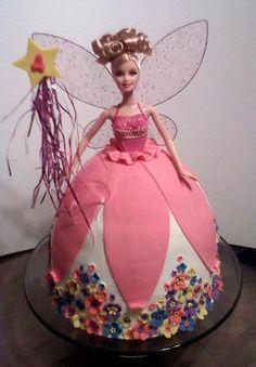 - Fairy Doll Cake