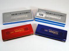 198) Two vintage harmonicas Est. £10-£15