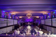Wonderful setup at this #purple #uplighting #wedding #reception! #diy #diywedding #weddingideas #weddinginspiration #ideas #inspiration #rentmywedding #celebration #weddingreception #party #weddingplanner #event #planning #dreamwedding by @marrymetampabay