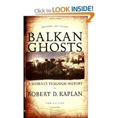 """Robert Kaplan's """"Balkan Ghosts: A Journey Through History"""" is half-travelogue, half-history lesson detailing the history of this beautiful, fascinating, and incredibly complex region of Europe from pre-WWI to the end of the 20th Century. It's a must-read for anyone planning a trip to Serbia, Bosnia Herzegovinia, and Croatia, and anyone who just wants a better understanding of modern Europe. (Disclosure: this link is an affiliate link. However, I've personally read -- and LOVED it)."""
