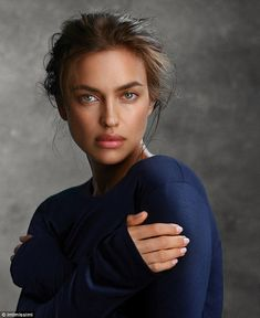 Here's a style file of the Russian beauty Irina Shayk from Red Carpet to Street-style and more. See the brunette looks, Outfits and Clothin. Beauty Photography, Portrait Photography, Irina Shayk Style, Russian Beauty, Bradley Cooper, Famous Models, Victoria Secret Fashion, Summer Fashion Outfits, Outfit Summer