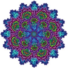 009 Mandala Tutorial by Tigers-stock on DeviantArt
