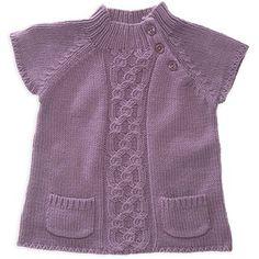 Рассветная арабеска. Безрукавка KIABI Poncho Knitting Patterns, Knitted Poncho, Knitting Designs, Embroidery On Kurtis, Kurti Embroidery Design, Girls Sweaters, Baby Sweaters, Purple Outfits, Baby Cardigan