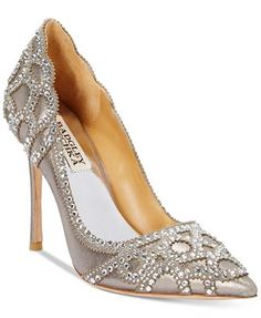 Badgley Mischka Rouge II Evening Pumps