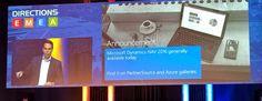 ARBENTIA Gold Partner lanzamiento de Microsoft Dynamics NAV 2016