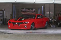 """We take an in-depth look at Ryan Martin' """"Fireball Camaro"""", twin-turbo fifth-gen that' made its mark on the radial tire and street racing world of the Turbo Car, Twin Turbo, Street Outlaws Cars, Fire Hall, Kids Motorcycle, Top Fuel Dragster, Street Racing, Sweet Cars, Drag Cars"""