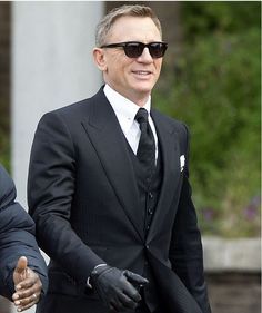 Bond, James Bond wearing Tom Ford Snowdon's sunnies, #237 in the new movie Spectre.