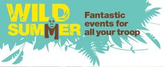 Header for website events listing