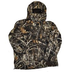 Drake Waterfowl EST Camo Vented Pullover