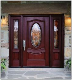 Decorative Image Of Entry Door With Sidelights is a fantastic HD ...