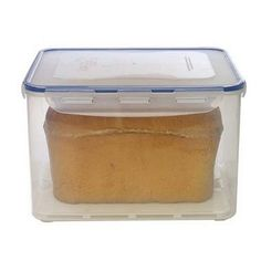 9 litre Lock & Lock Bread Box - from Lakeland