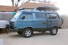 TheSamba.com :: Gallery - 1987 Syncro Volkswagen Westfalia Campers, Vw T3 Camper, Vw Bus T3, Vw Vanagon, Volkswagen Transporter, Camper Trailers, Chevy Astro Van, Transporter T3, Vw Baja Bug