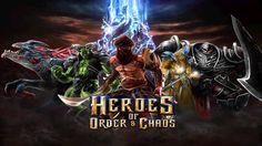 Descargar Heroes of Order & Chaos v3.1.2b Android Hack MOD APK - http://www.modxapk.net/descargar-heroes-of-order-chaos-android-hack-mod-apk/