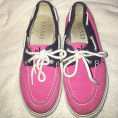 Ralph Lauren Shoes This pair of Ralph Lauren Shoes are a size 5.5 and in great shape. Ralph Lauren Shoes Sneakers