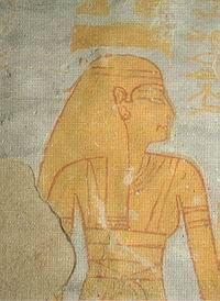 Dioses y divinidades representados en la tumba de Nefertari (III) - Valle de las Reinas -